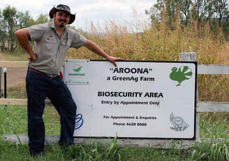 Mick Visits the GreenAg Turkey Farm … Gobble, Gobble, Gobble