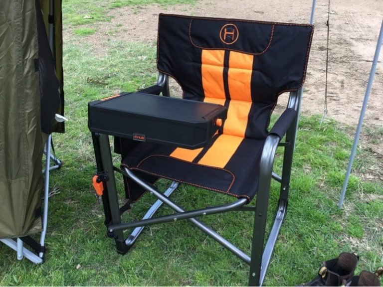 HUB chair – the ultimate camping chair that everyone needs!