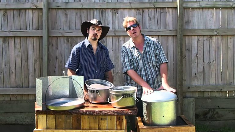Camp Oven Mate – Southern Metal Spinners – Cast Iron Boys
