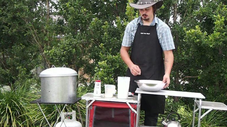 Chicken Casserole with Dumplings – Cast Iron Boys
