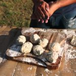 Multigrain Bread Rolls - Camp Oven Cooking