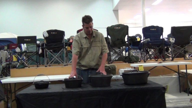 Nick's Tips – Episode 1 – Choosing your first camp oven