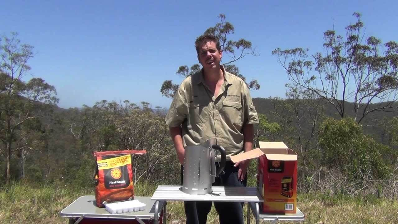 Nicks Tips - Episode 4 - Heat Beads BBQ Starter